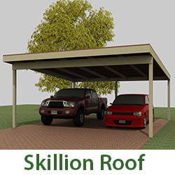 Carport skillion thumb