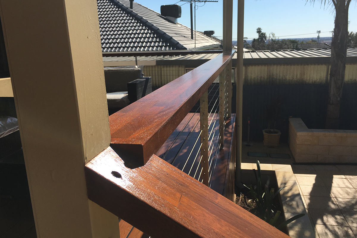 Decking Balustrades Amp Stairs