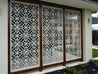 Bettawood Decorative Screen