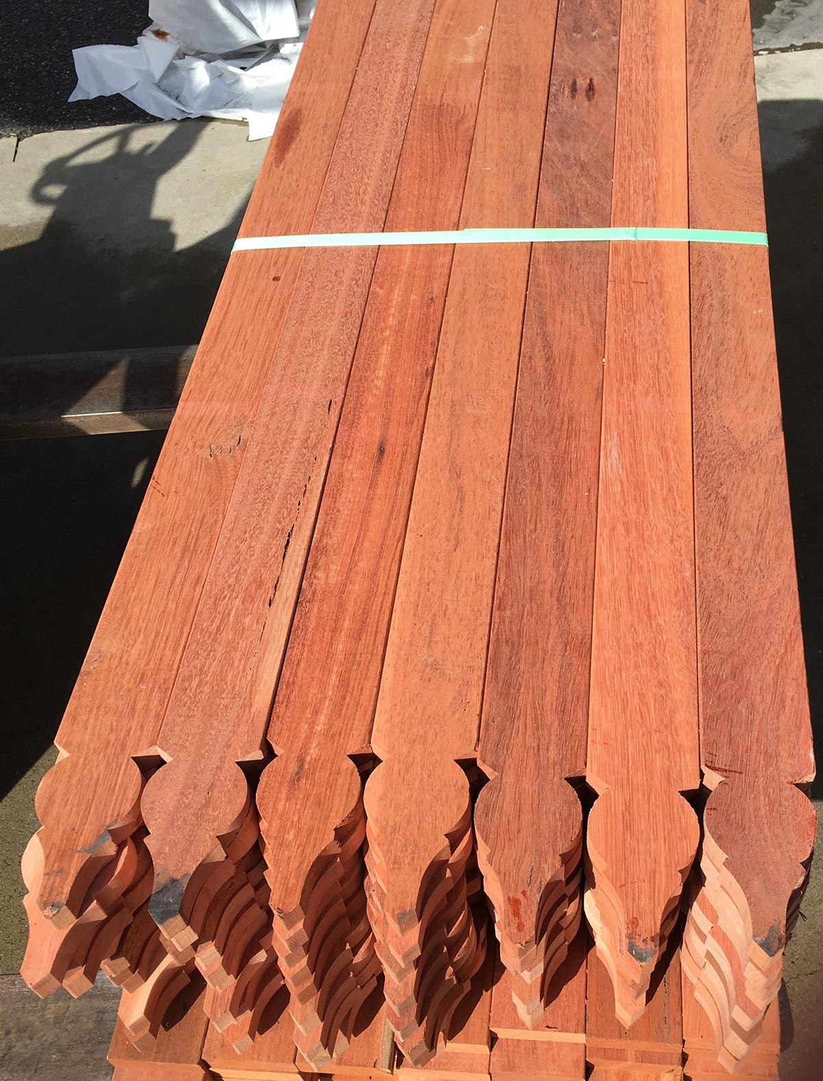 Jarrah Pickets small