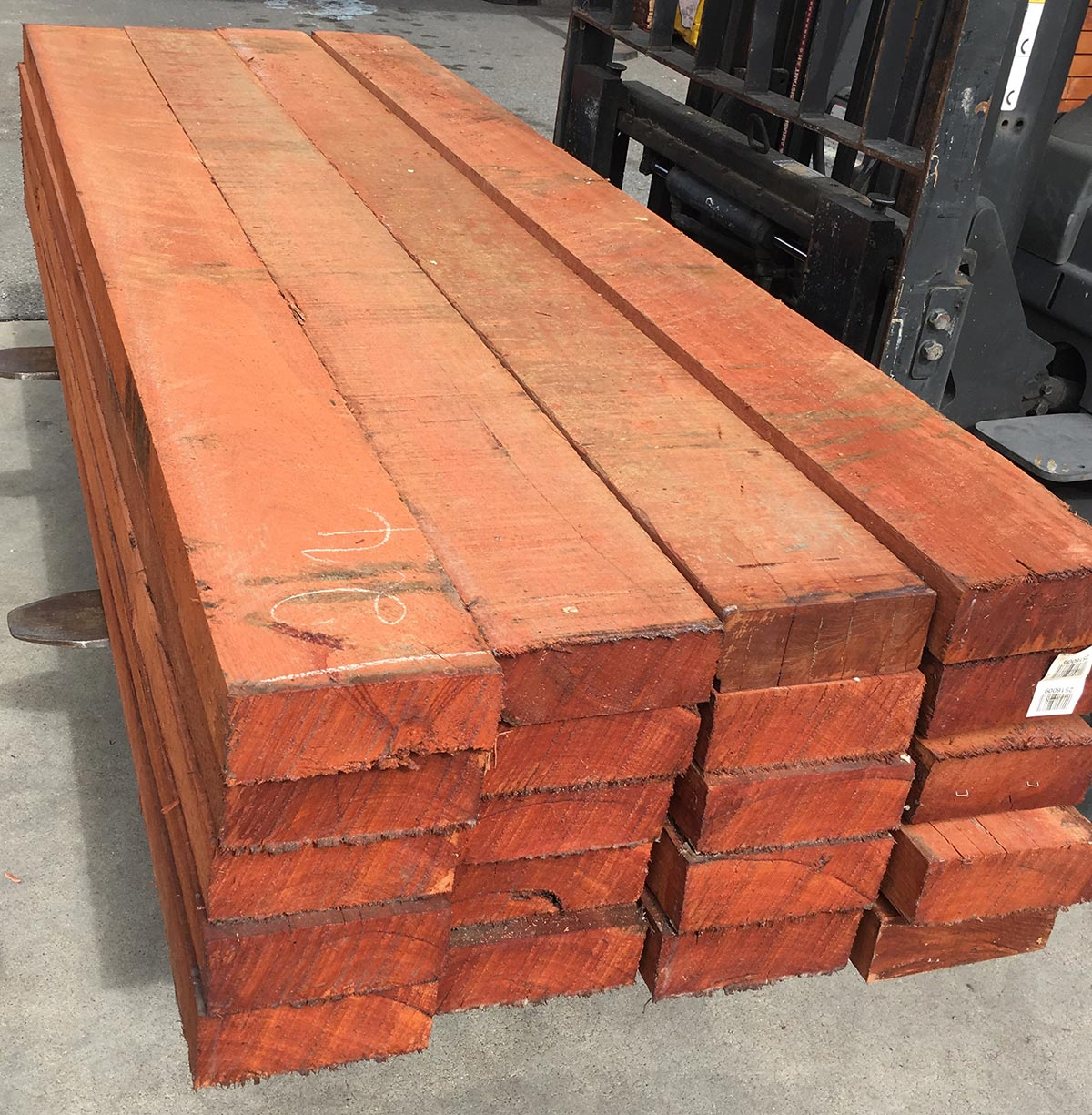 Jarrah Sleepers small