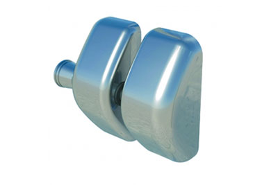 Magna Latch Stainless steel thumb