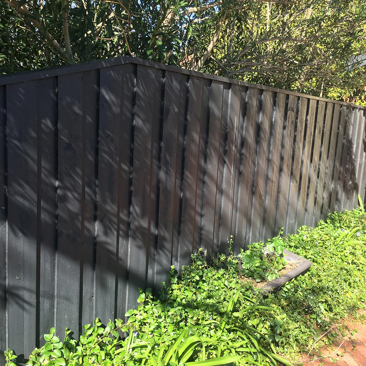 Toorack Gardens Treated Pine Paling Fence Pic1 FG small