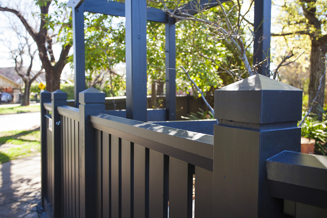 fencing balustrates Bettawood 0648w