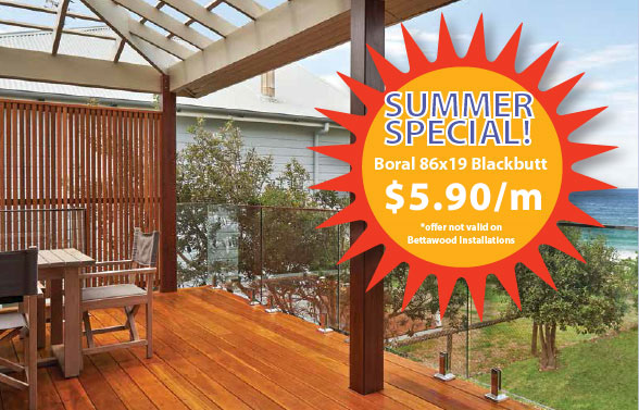 Boral Blackbutt Decking Brochure thumbnail 08 05 2017